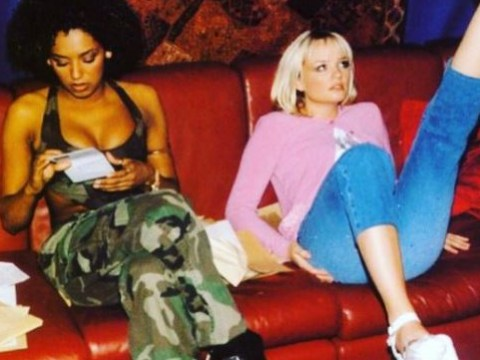 Emma Bunton posts throwback Spice Girls picture for Mel B's birthday, reminds us how cool platform shoes were