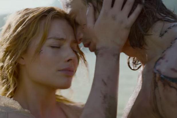 Tarzan and Jane's sex scene was so rough, Alexander Skarsgard got injured