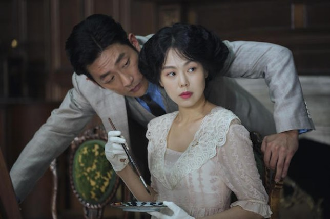 The Handmaiden is kink AF (Picture: