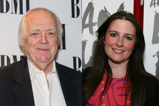Sir Tim Rice set to become a father at the age of 71