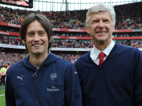 Arsenal confirm Alexis Sanchez is taking Tomas Rosicky's number seven shirt