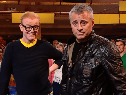 Matt LeBlanc 'is being offered a fortune' to stay for another series of Top Gear