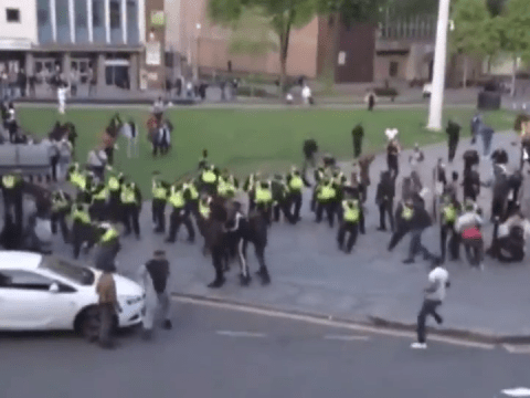 Four stabbed and several injured as violence erupts following Luton Carnival