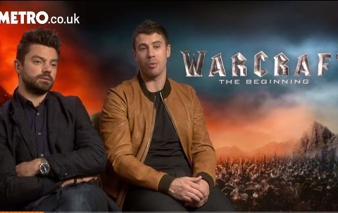 Warcraft's Dominic Cooper and Toby Kebbell on why they never actually played World Of Warcraft