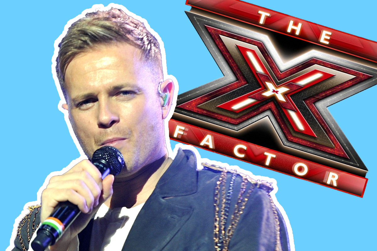 Nicky Byrne for Xtra Factor?