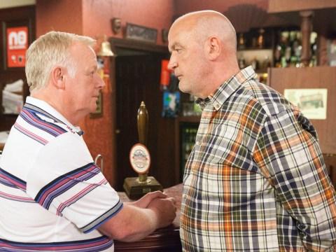 Coronation Street spoilers: Pat Phelan KILLS Michael Rodwell? Shock exit for Les Dennis' character
