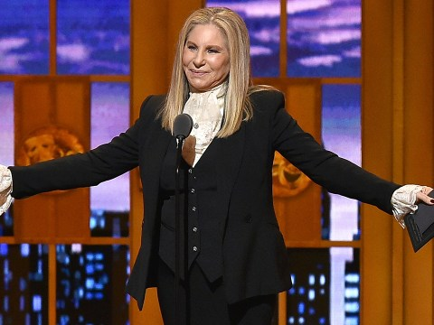 WATCH: Barbra Streisand rips into Donald Trump with reworked version of Send In The Clowns