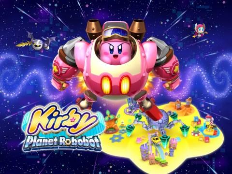 Kirby: Planet Robobot review – mech assault
