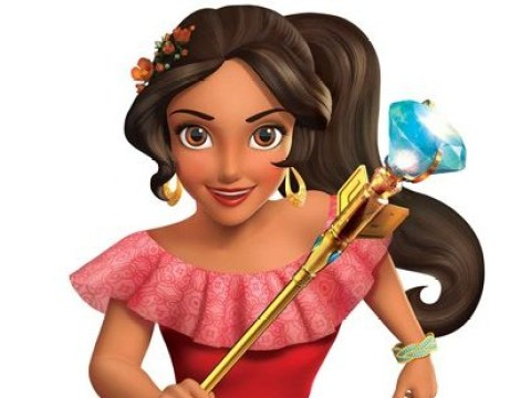 Disney's first ever Latina princess Elena of Avalor is preparing for world domination