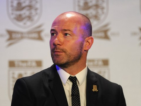 Alan Shearer ready to take England manager's job