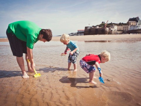 14 things every parent going on holiday with a toddler understands
