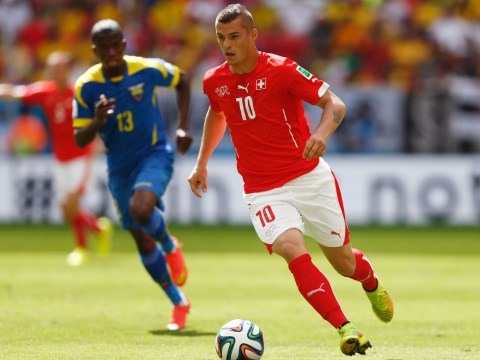 Granit Xhaka posts classy Instagram message ahead of historic clash with brother Taulant Xhaka at Euro 2016