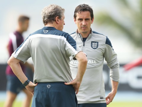 England Lieutenant Gary Neville sees future for Roy Hodgson post Euro 2016