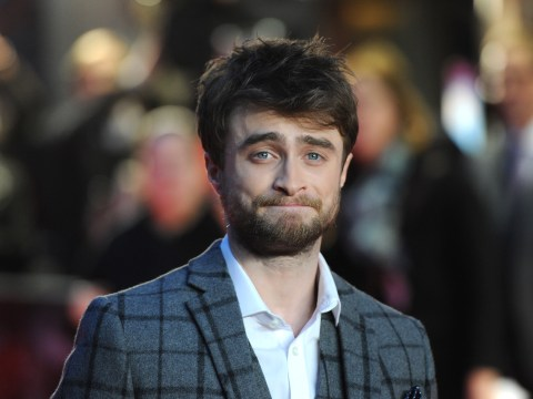 Daniel Radcliffe thinks it is 'sad that people are having to come out as feminist'