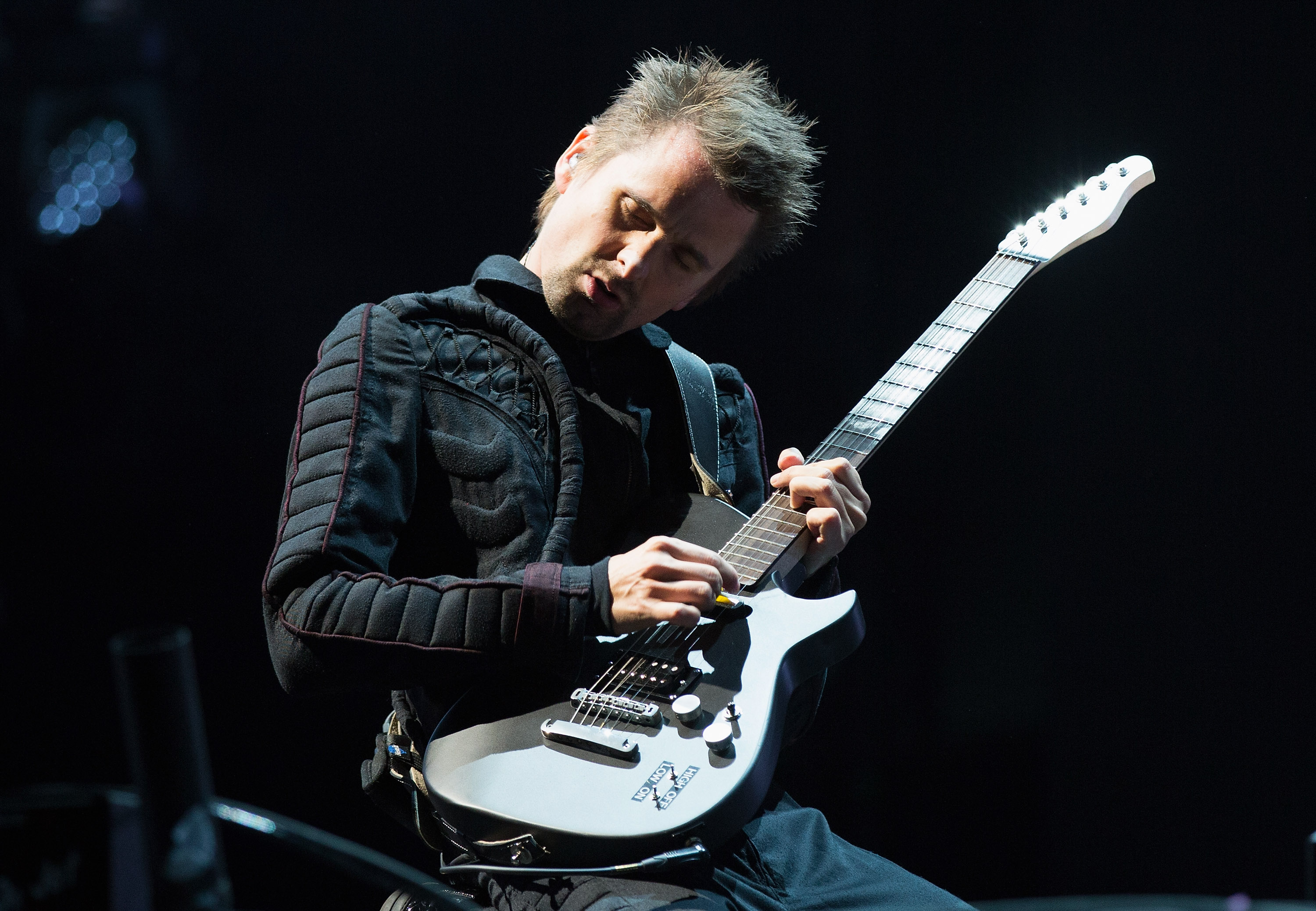 Muse are really worried about their Tetris-inspired set at Glastonbury