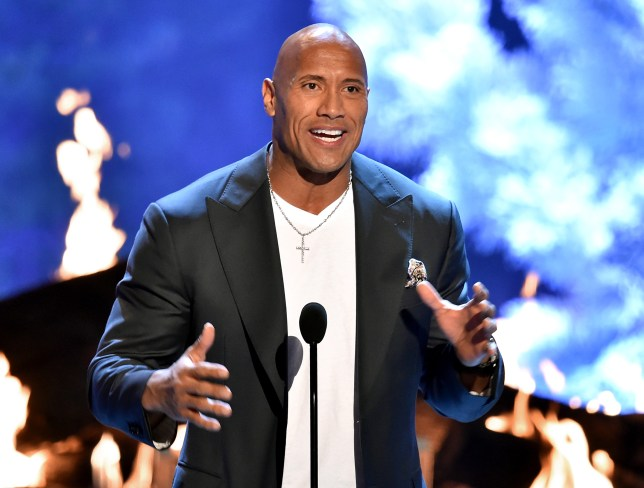 Dwayne Johnson has confirmed that Jumanji won't be a reboot (Picture: Kevin Winter/Getty Images for Spike TV)