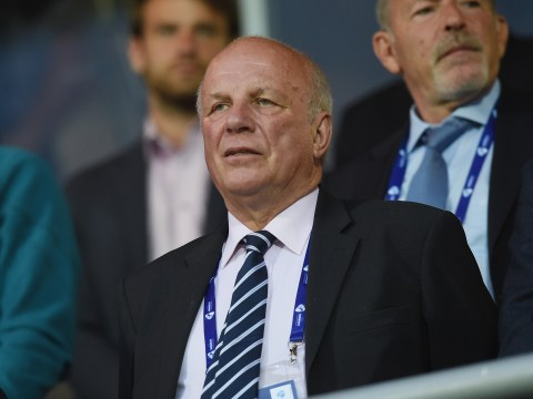FA chairman Greg Dyke hints England may struggle to land a top manager