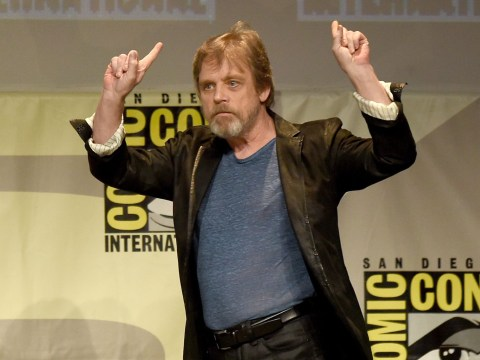Mark Hamill slaps down rumours about Luke Skywalker's death