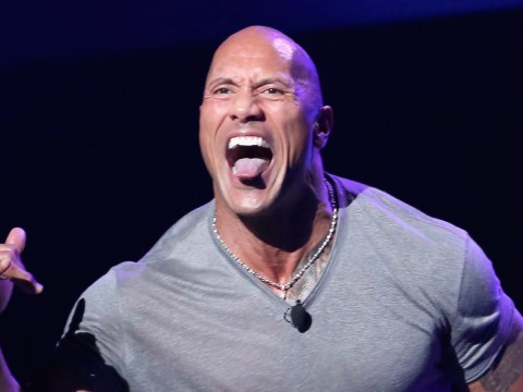 Dwayne Johnson tells a Jumanji critic to 'go f**k yourself' for his negative review