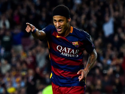 Neymar is happy at Barcelona and will never play for Real Madrid – says the Brazil star's dad