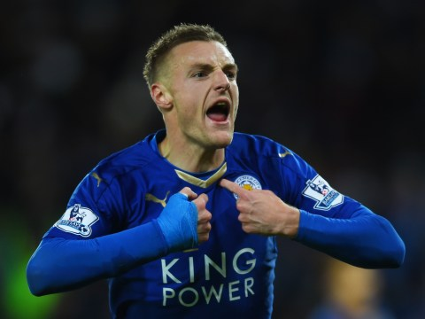 Jamie Vardy reveals conversations with Arsene Wenger at England's Euro 2016 hotels