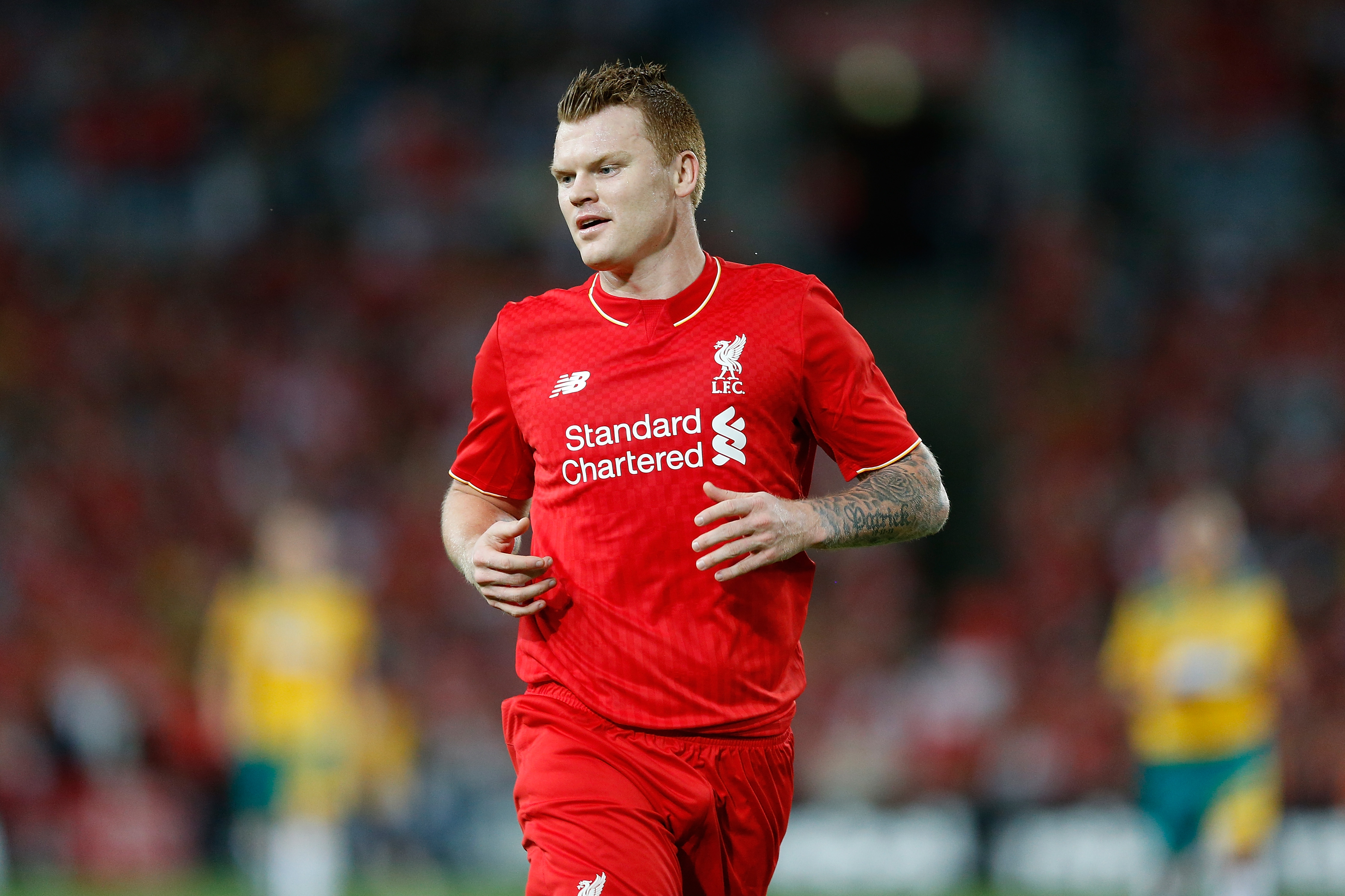 Liverpool hero John Arne Riise retires as Twitter tributes pour in