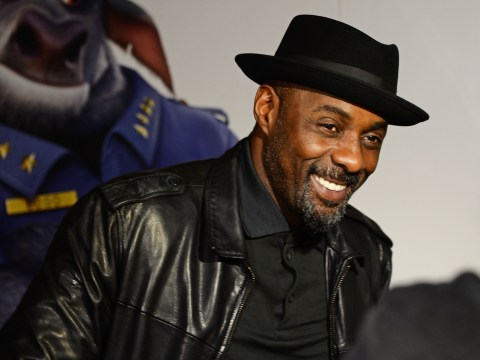 Can you guess who Idris Elba's ultimate celeb crush is?