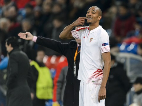 Chelsea target shock transfer for Sevilla star Steven N'Zonzi, with Leicester City also interested