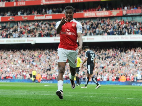 Arsenal's Alex Iwobi one of five British-based players called up by Nigeria for the Olympic Games