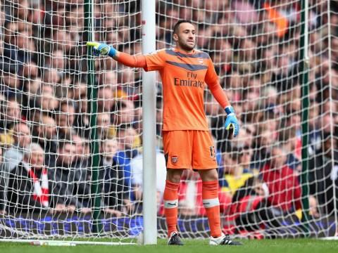 Besiktas sporting director confirms transfer interest in Arsenal's David Ospina