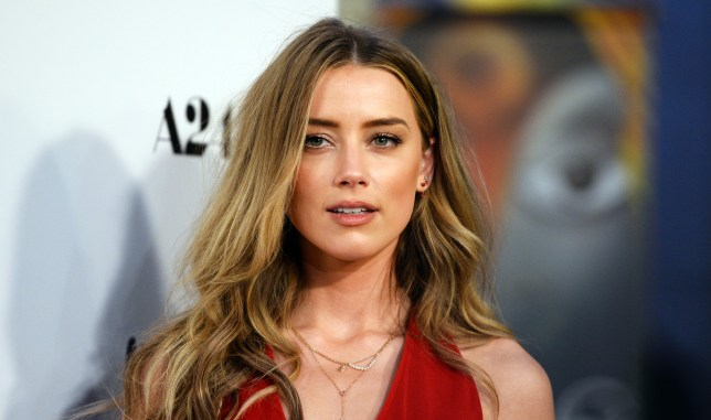 Amber Heard (Picture: Amanda Edwards/WireImage)
