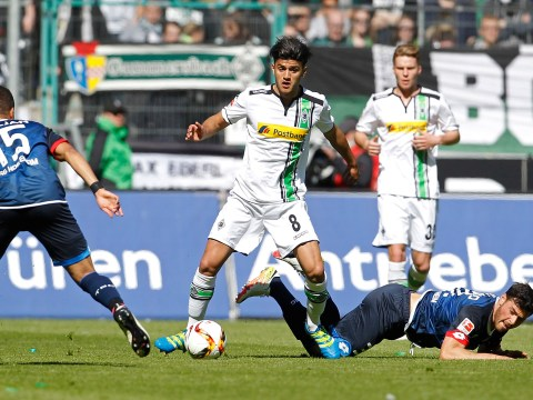 Liverpool still 'aggressively pursuing' transfer for Borussia Monchengladback midfielder Mahmoud Dahoud