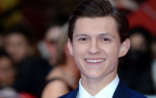 LONDON, ENGLAND - APRIL 26: Tom Holland attends the European premiere of 'Captain America: Civil War' at Vue Westfield on April 26, 2016 in London, England (Photo by Anthony Harvey/Getty Images)