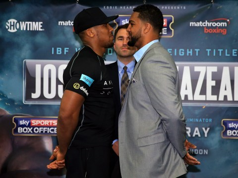 Anthony Joshua v Dominic Breazeale: What time does the fight start and how can I watch it? Betting odds, TV times and undercard news
