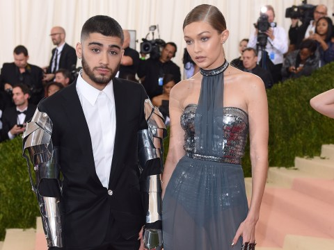 Zayn Malik and Gigi Hadid are back on…. but sorry folks, Calvin and Taylor are still off