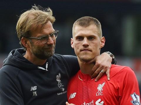 Liverpool's Martin Skrtel accused of calling Jurgen Klopp a 'd*ckhead'