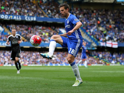 Chelsea defender Cesar Azpilicueta plays down transfer rumours linking him with Stamford Bridge exit