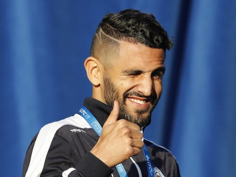 Riyad Mahrez to Arsenal rumours fueled by agent who attended Lens friendly