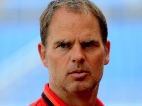 Southampton ready to offer £3m-a-year contract to Frank de Boer