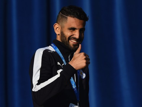 Arsenal in transfer talks with Leicester City's Riyad Mahrez as well as Jamie Vardy