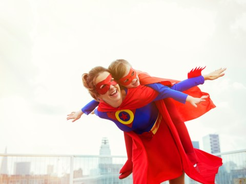 How to become a Supermum in 12 easy steps