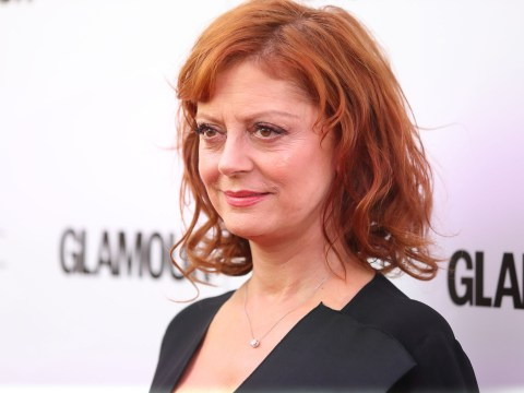 Susan Sarandon launches attack on Hollywood's pay gap at Glamour Awards