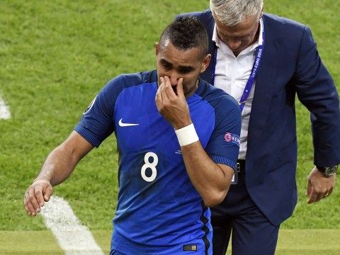 Dimitri Payet on unbelievable strike and tearful reaction for France in Euro 2016 opener v Romania