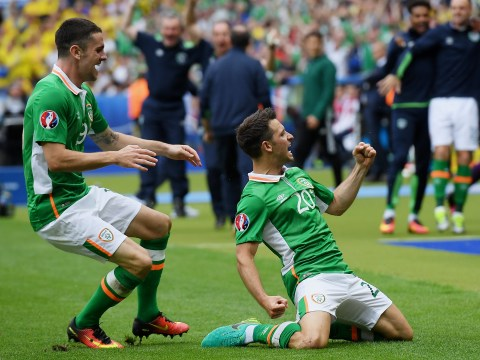Republic of Ireland handed Euro 2016 boost after Italy boss Antonio Conte confirms he plans to make changes for final Group E match