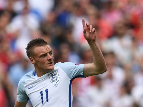 Leicester City star Jamie Vardy set to start for England against Slovakia in Euro 2016 clash