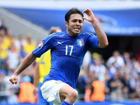 Italy 1-0 Sweden: Eder late show lights up otherwise dull game