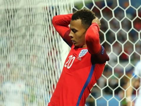Slovakia 0 England 0: Three Lions frustrated again as Roy Hodgson's rotated side struggle