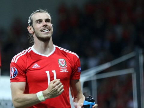 Wales star Gareth Bale joined an exclusive club with his goal against Russia at Euro 2016