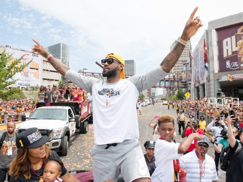 LeBron James opts for free agency after rejecting extension with Cleveland