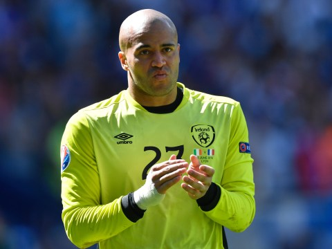 Why Republic of Ireland star Darren Randolph's future is at West Ham – and nowhere else